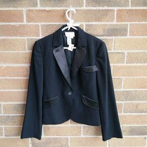 Max Studio Suits Black Blazer Jacket